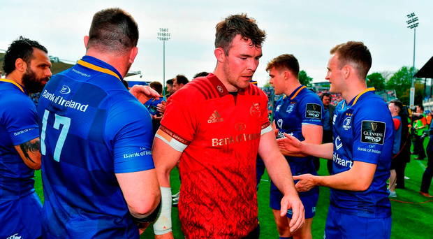 'Guys have to learn to take the next step' - Peter O'Mahony knows Munster must face some harsh realities