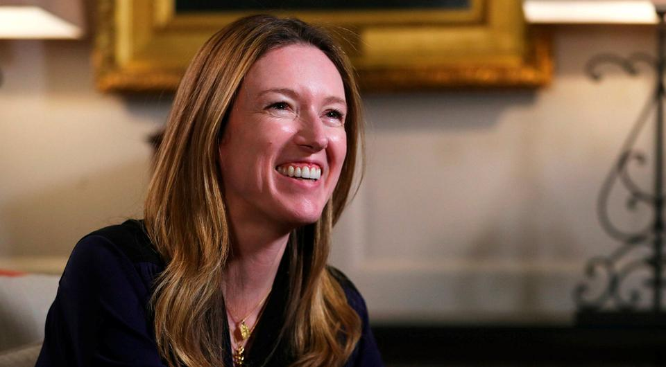 Clare Waight Keller, designer at Givenchy. Photo: Reuters