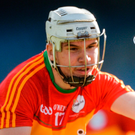 Carlow's Chris Nolan hit six points. Photo: Piaras Ó Mídheach/Sportsfile