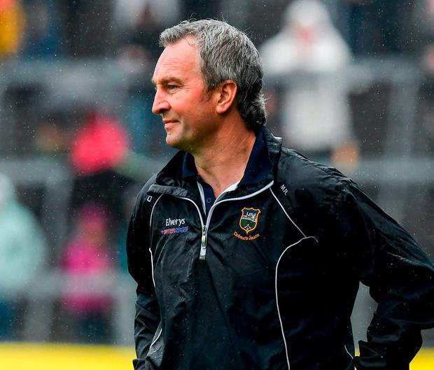 Tipperary manager Michael Ryan. Photo by Ray McManus/Sportsfile
