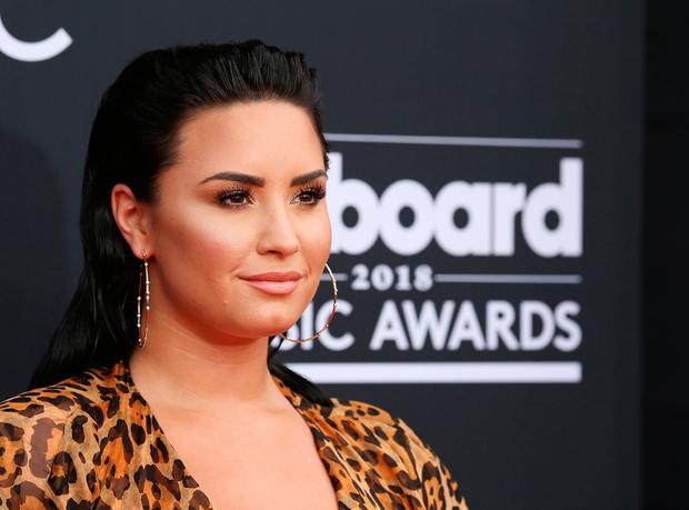 2018 Billboard Music Awards – Arrivals – Las Vegas Nevada U.S. 20/05/2018 – Demi Lovato. REUTERS  Steve Marcus