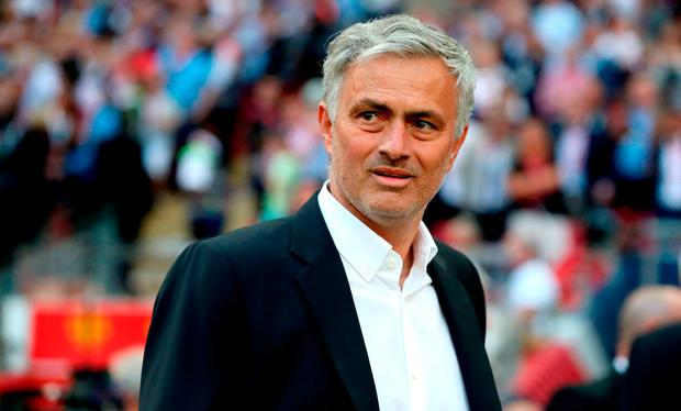 e1679f50b5c Jose Mourinho deleted Instagram account after Man United s FA Cup ...