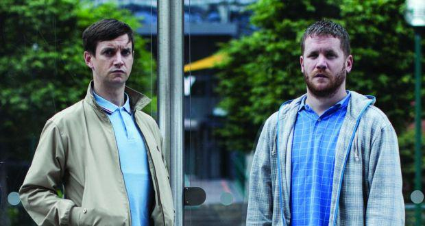 Emmet Kirwan and Ian Lloyd Anderson in Dublin Oldschool
