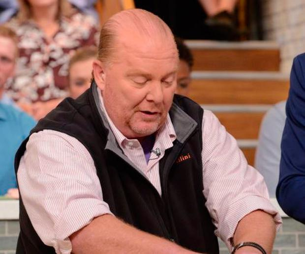 Mario Batali (Photo: Getty Images)