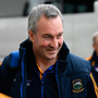 8 April 2018; Tipperary manager Michael Ryan arrives prior to the Allianz Hurling League Division 1 Final match between Kilkenny and Tipperary at Nowlan Park in Kilkenny. Photo by Stephen McCarthy/Sportsfile