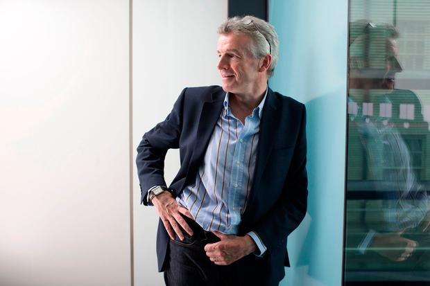 Ryanair CEO Michael O'Leary has predicted air fares will remain flat in the next year. Photo: Matthew Lloyd/Bloomberg