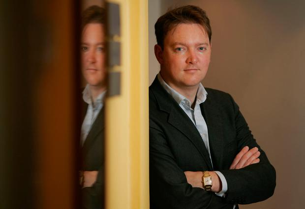 Dermot Smurfit Jr, the CEO of gaming software company Gan