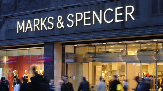 M&S, which has 18 stores here, has added more UK outlets to a growing list of those facing the axe. (PA)