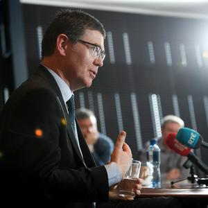 Director-general Tom Ryan indicated in April that the figure would stay as it was under the terms of the existing five-year deal, which is in place until 2021. Photo: Ramsey Cardy/Sportsfile