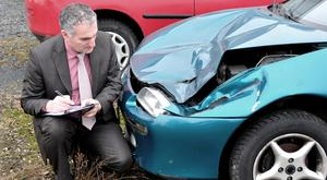 Claims culture: The insurance industry blames the high cost of insurance on compensation levels. Stock image