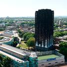 The 24-floor Grenfell Tower blaze in London last summer cost 71 people their lives and is being probed by a public inquiry. Photo: PA
