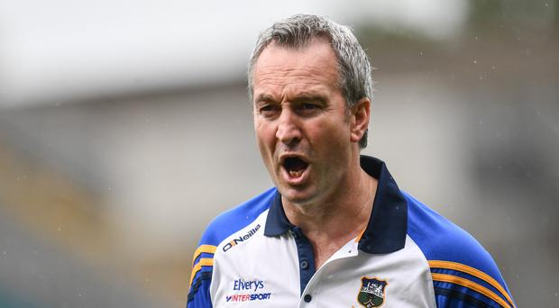 Tipp boss Michael Ryan