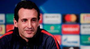 Emery: Underwhelming reaction. Photo: Reuters