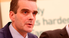 IFA president Joe Healy warns about low levels of income. Picture: Karen Morgan