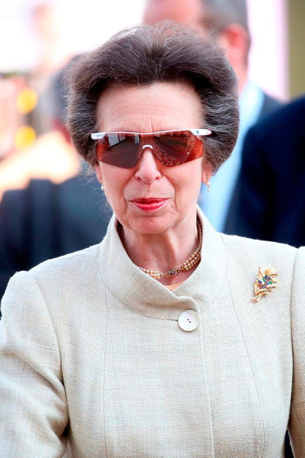 Princess Anne, Princess Royal attends Chelsea Flower Show 2018 on May 21, 2018 in London, England. (Photo by Chris Jackson - WPA Rota/Getty Images)
