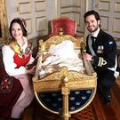 Princess Sofia and Prince Carl Philip's Instagram account