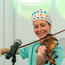 Sharon Corr performs for embryos at Institut Marques fertility centre in Barcelona