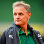 10 March 2018; Ireland head coach Joe Schmidt prior to the NatWest Six Nations Rugby Championship match between Ireland and Scotland at the Aviva Stadium in Dublin. Photo by Brendan Moran/Sportsfile