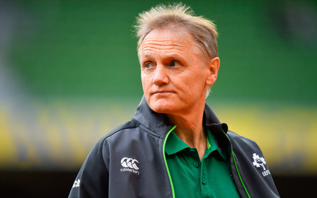 Ireland head coach Joe Schmidt. Photo: Brendan Moran/Sportsfile