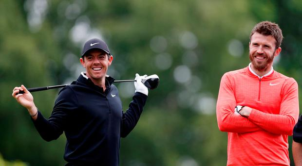 McIlroy ready to kick season into top gear at Wentworth