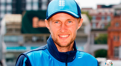 England's captain Joe Root. Photo: PA Wire