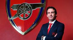 New Arsenal boss Unai Emery admitted there is unlikely to be a major overhaul to the current squad.