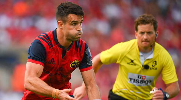 'When you start off you're told to be as heavy as you possibly can' - Conor Murray on finding his optimum weight