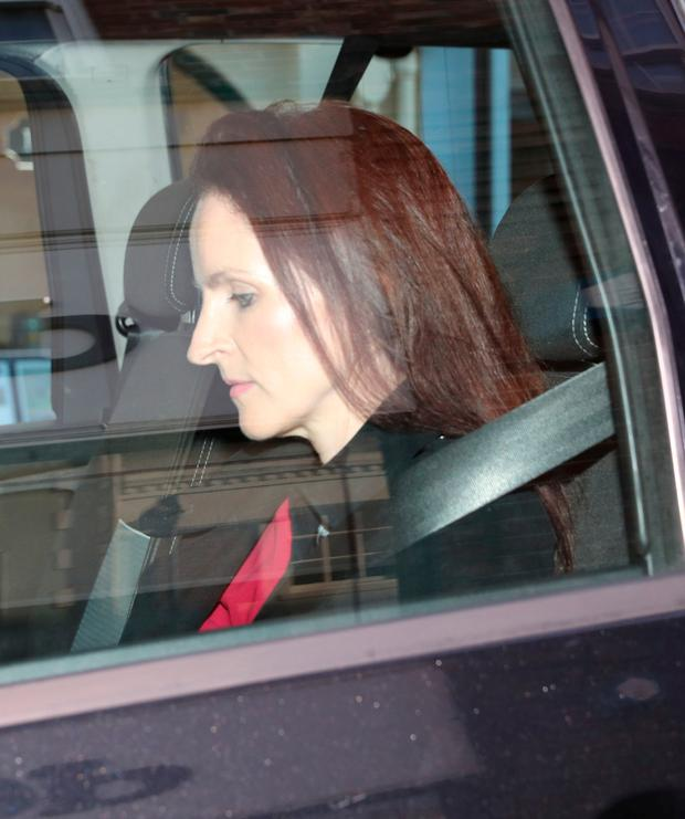 File photo of Victoria Cilliers leaving Winchester Crown Court, as her husband Emile Cilliers has been found guilty at Winchester Crown Court of attempting to murder her by tampering with a parachute and sabotaging a gas valve at their home. Picture: Andrew Matthews/PA Wire