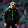 17 March 2018; Ireland head coach Joe Schmidt ahead of the NatWest Six Nations Rugby Championship match between England and Ireland at Twickenham Stadium in London, England. Photo by Ramsey Cardy/Sportsfile