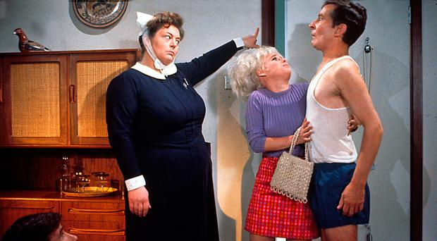 Ooh, matron! Carry On at 60 - these vulgar relics are not without merit