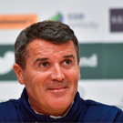 24 May 2018; Republic of Ireland assistant manager Roy Keane during a Republic of Ireland press conference at the FAI National Training Centre in Abbotstown, Dublin. Photo by Seb Daly/Sportsfile