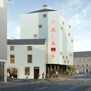 The art house cinema in Galway