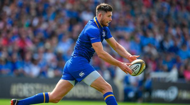 Strength in numbers the key to Leinster's final push
