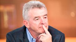 Ryanair CEO Michael O'Leary. Photo: Jason Alden/Bloomberg Finance LP