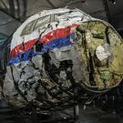 The reconstructed wreckage of Malaysia Airlines flight MH17 crash that killed 298 people over eastern Ukraine in July 2014. Photo: Michael Kooren