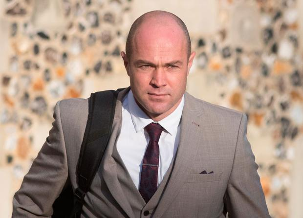 Emile Cilliers, who was found guilty of trying to murder his wife Victoria by sabotaging her parachute, also tried to kill her by tampering with a gas valve at their home. Photo: Getty