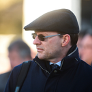 Aidan O'Brien's US Navy Flag is not quite favourite around 3/1. Photo by Barry Cregg/Sportsfile