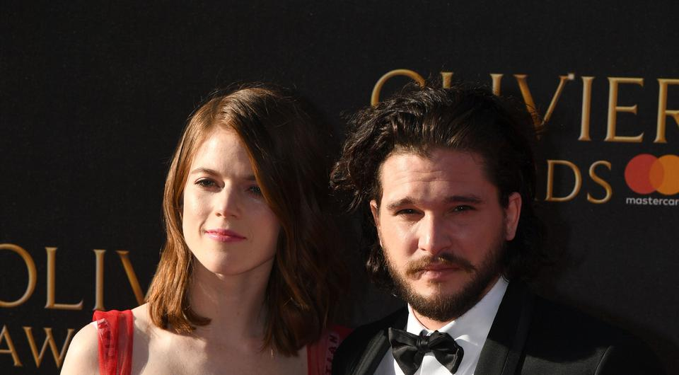 Rose Leslie and Kit Harington are due to get married in Scotland next month (Chris J Ratclife/PA)