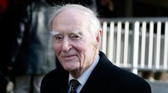 """Cosgrave, a """"barrister and public representative"""", left an estate valued at €33,713,657. Photo: Tom Burke"""