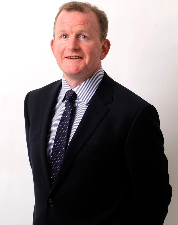 Publisher confirms the appointment of Richard McClean in newly created senior role. Photo: David Fitzgerald
