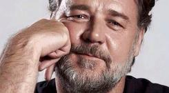 Hollywood star Russell Crowe