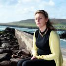 Mother-of-five Emma Mhic Mhathúna Photo: Don MacMonagle