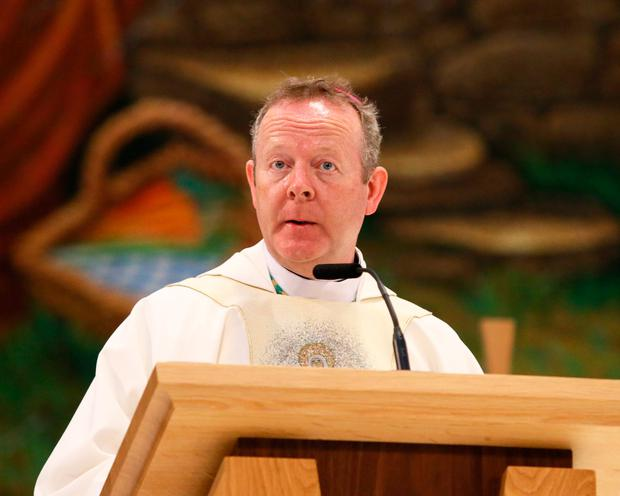 Archbishop Eamon Martin Photo: Michael Donnelly