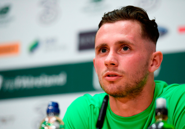 Alan Browne. Photo by Stephen McCarthy/Sportsfile