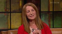 Lorna Byrne on The Late Late Show, RTE One
