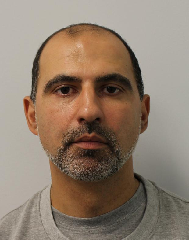 Ouissem Medouni and Kouider had a shared psychosis (Scotland Yard/PA)