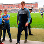 Con O'Callaghan of Dublin ahead of the Leinster GAA Football Senior Championship Quarter-Final match between Wicklow and Dublin at O'Moore Park in Portlaoise