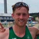 The Kilkenny man secured victory with a first-placed finish in the final event of the competition Photo: Natalya Coyle Twitter