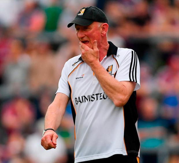 Kilkenny manager Brian Cody. Photo: Piaras Ó Mídheach/Sportsfile