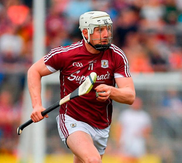 Galway's Joe Canning. Photo by Piaras Ó Mídheach/Sportsfile